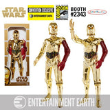 SDCC 2016 Exclusive - Jakks Pacific  -Star Wars C3PO Premium Edition