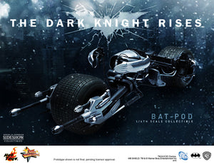 Hot Toys - Batman Bat-Pod - The Dark Knight Rises MMS177 (2012)
