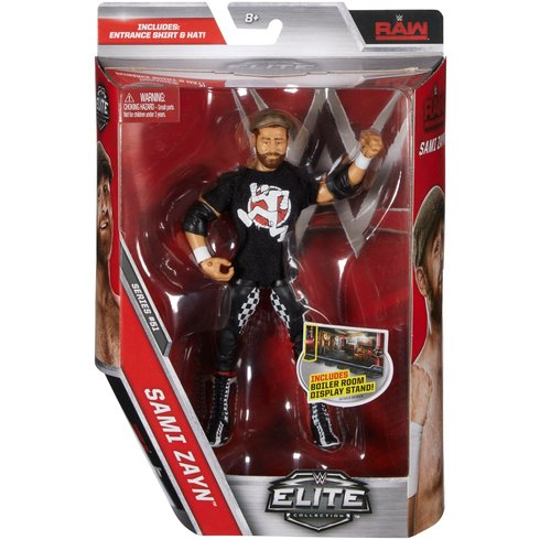 WWE - Elite Collection Series #51 - Raw Sami Zayn