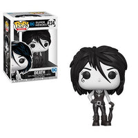 Funko Pop - DC Super Heroes - Sandman Death Black & White #234 PX Exclusive
