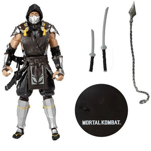 PREORDER - Mortal Kombat - Series 5 - Scorpion in the Shadows Variant