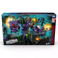 Transformers - Generations - War for Cybertron Earthrise Titan Scorponok