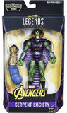 Marvel Legends - Avengers Infinity War - Serpent Society BAF Thanos