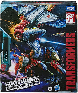 Transformers - Generations - War for Cybertron Earthrise Commander Sky Lynx