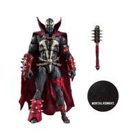 Mortal Kombat - Series 2 - Spawn With Mace 7 Inch Figure