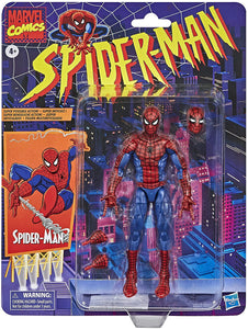 Marvel Legends - Spider-Man Retro Series  - Spider-Man
