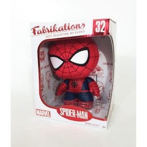 Funko Pop! - Marvel - Spider-Man Fabrikations Soft Sculpture #32 Exclusive