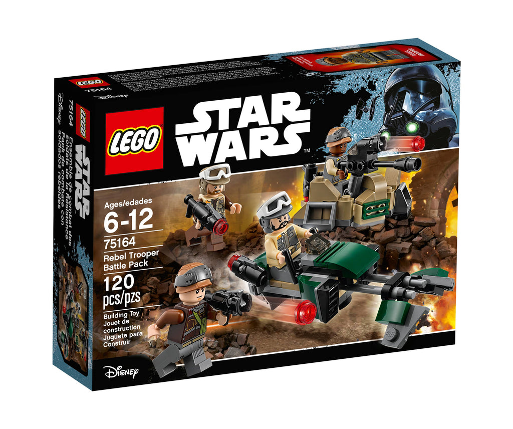 Lego - Star Wars - 75164 Rebel Trooper Battle Pack