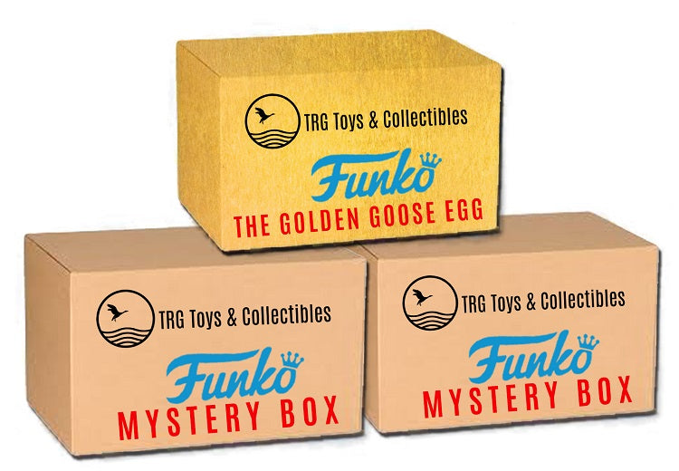 TRG Toys - Funko Mystery 10 Pack Clearance - Limited Batch - August 2019 (SOLD OUT)