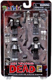 The Walking Dead - Diamond Select - Mini Mates Days Gone Bye Set - SDCC 2014 Exclusive