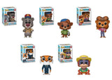 Funko Pop! - Disney's TaleSpin - Set (5 Pops)