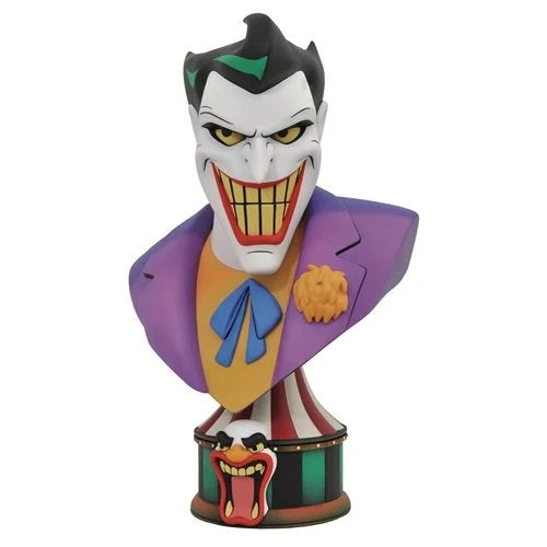 Batman - The Animated Series - Legends in 3D - The Joker 1:2 Scale Bust