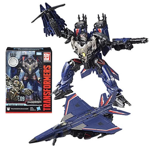 PREORDER - Transformers - Studio Series - Voyager Class - Thundercracker TRU Exclusive