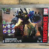 Transformers - Combiner Wars - Generation 2 Bruticus Combaticons Boxed Set