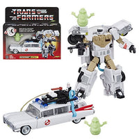 Transformers - Generations - Ghostbusters Ecto-1 Ectotron