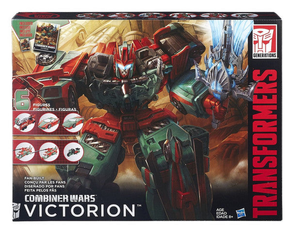 Transformers - Combiner Wars - Victorion Torchbearers Boxed Set
