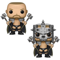 Funko Pop! - WWE - Triple H (Skull King) #52 CHASE Combo