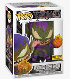 Funko Pop! - Venom Series - Venomized Green Goblin #597 Hot Topic Exclusive