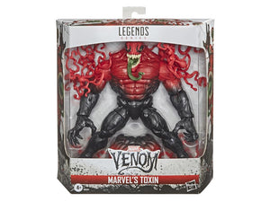 Marvel Legends - Venom Series  - Toxin Exclusive 6 Inch Figure