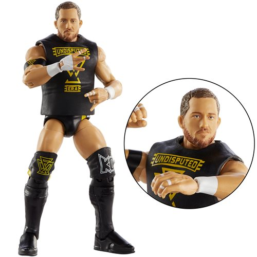 WWE - Elite Collection Series #80 - O'Reilly