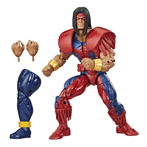 Marvel Legends - Deadpool Series Wave 3 - Warpath (BAF - Strong Guy)