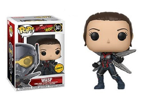 PREORDER - Funko Pop! - Ant-Man & The Wasp - Wasp #341 CHASE