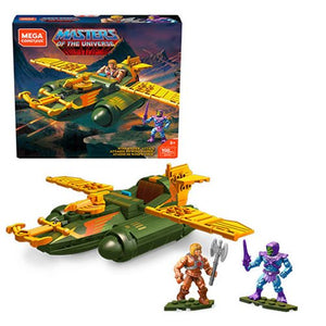 Mega Construx - Masters of the Universe - Wind Raider Attack