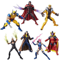 Marvel Legends - X-Men Series Wave 3 Set (7 Figures)