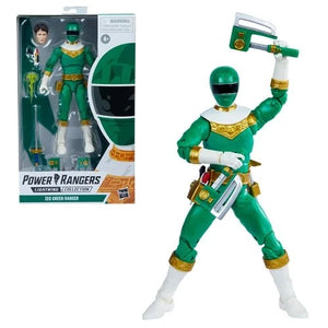 Power Rangers - Lightning Collection - Zeo Green Ranger