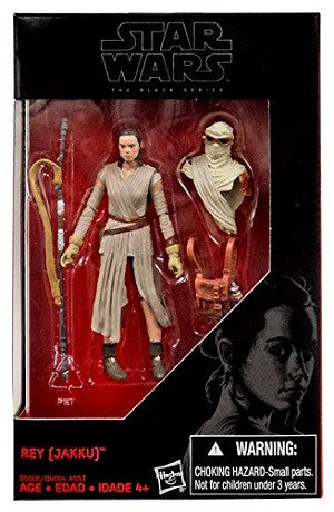 "Star Wars - Black Series - Rey (Jakku) 3.75"" - Walmart Exclusive"