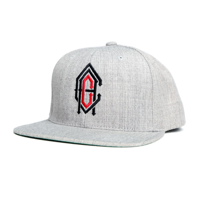 CA Cowboy Heather Snapback