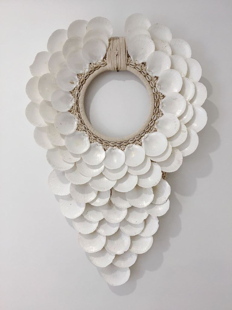 Lenny Shell Wall Hanging~ Large
