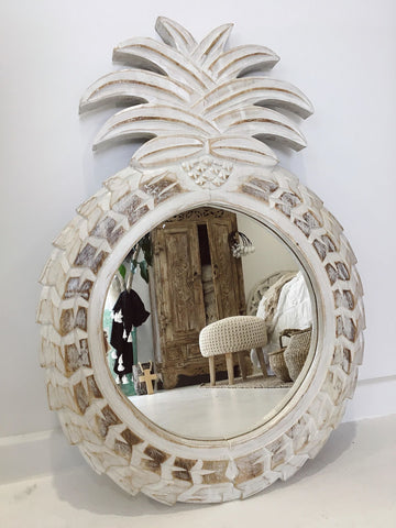 Pineapple Mirror ~ Medium