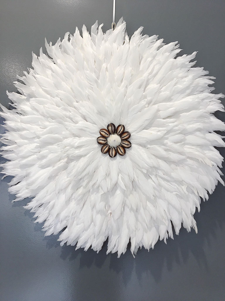 Lay Lo Feather Wall Hanging