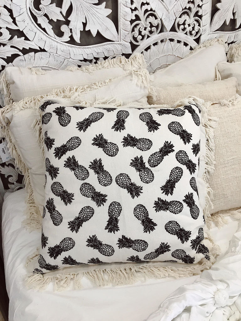 Pineapple Party Pillow