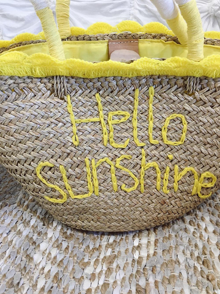 Hello Sunshine Handbag