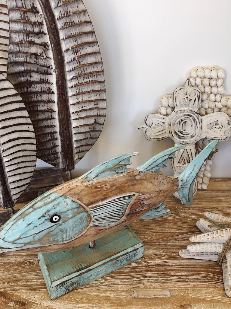 Timothy Fish Decor