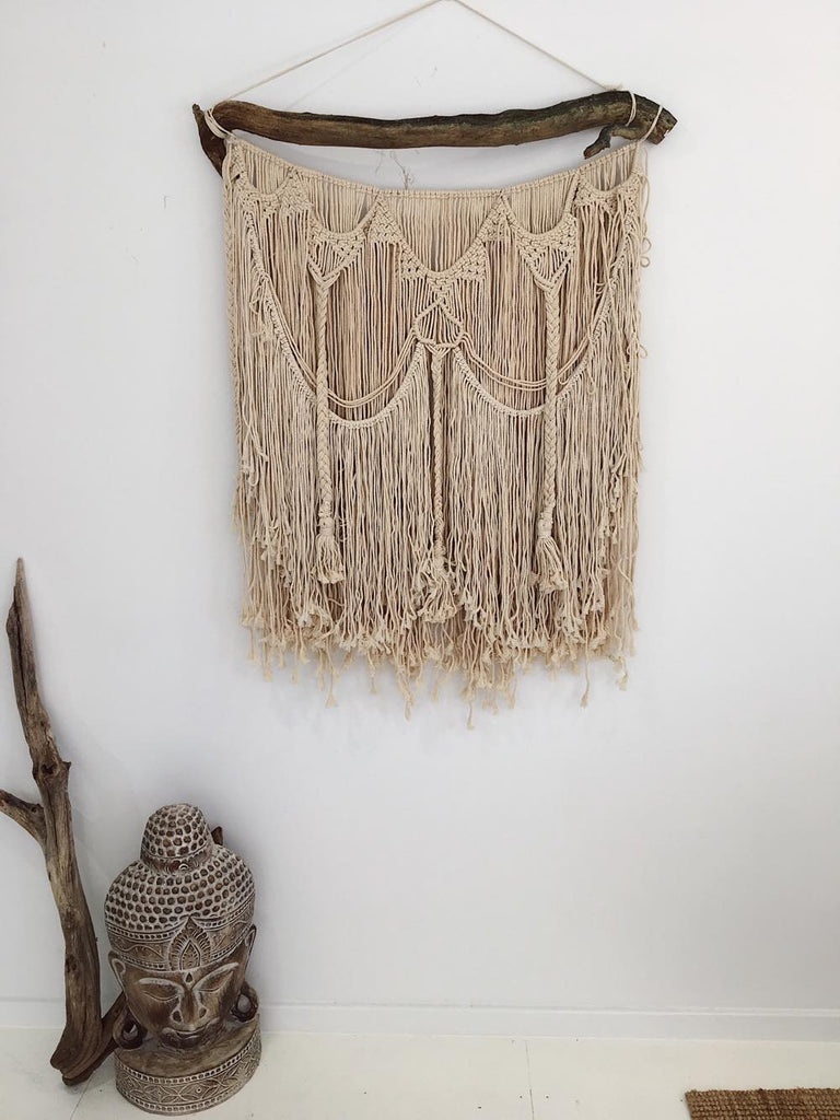 Mayberry Macrame Wall Hanging