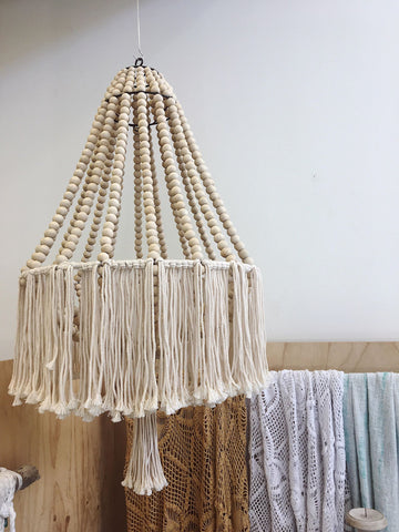 Loola Beaded Chandelier