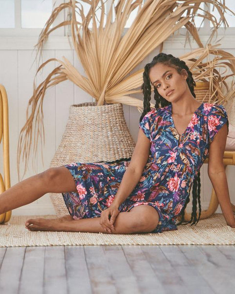 Hawaiian Nights Tracey Dress