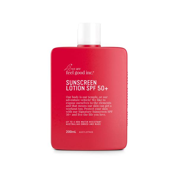 Signature Sunscreen 200ml