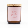 Thankful Candle