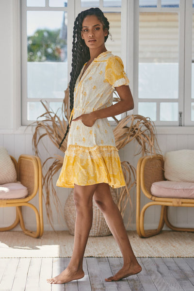 Daffodil Remy Dress