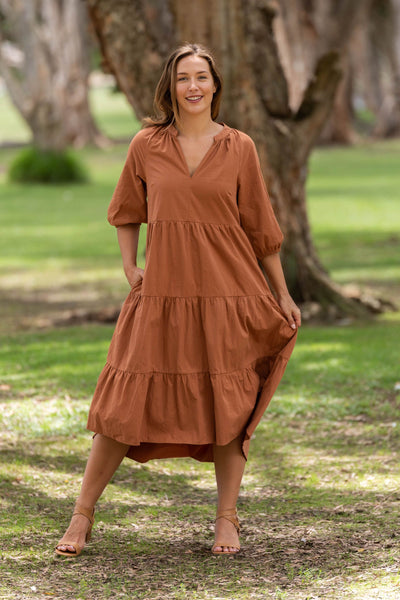 Metro Cotton Dress