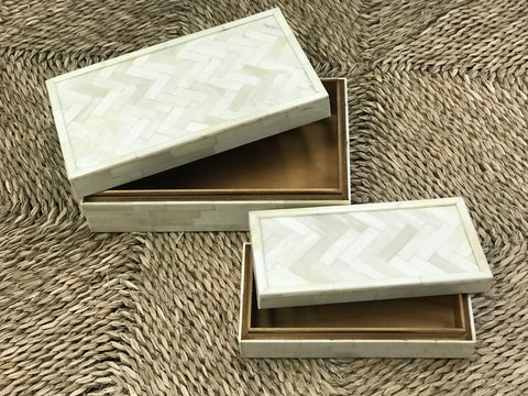Shell Jewellery Box