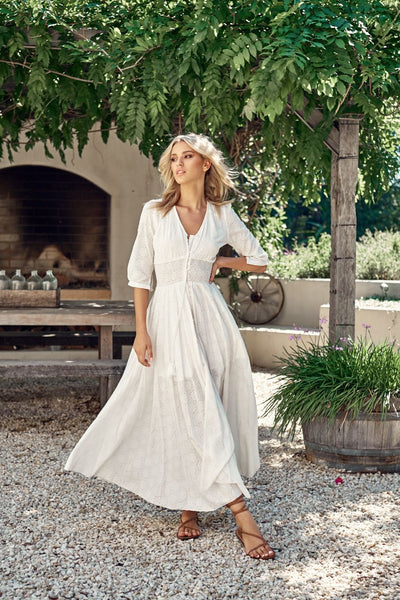 Anglaise Indiana Dress