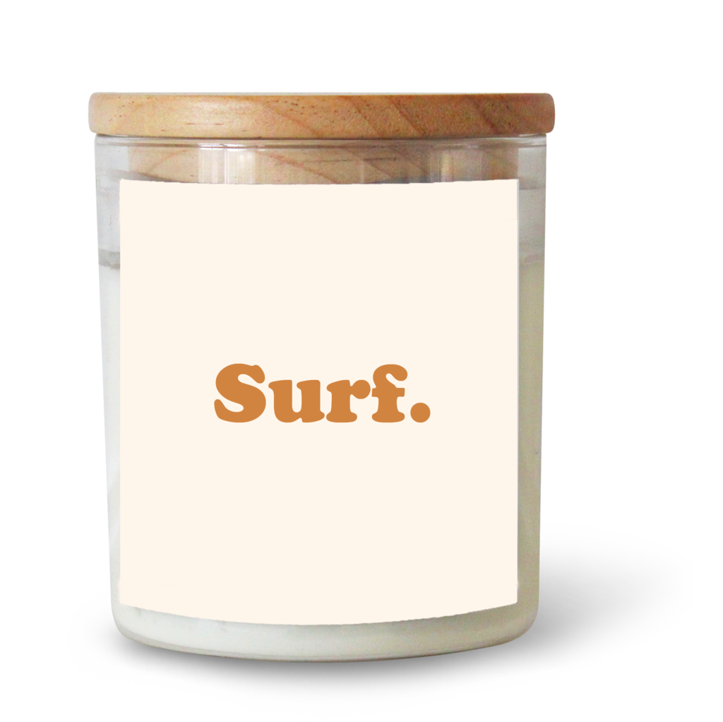 Surf Soy Candle