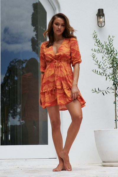 Desert Anika Mini Dress