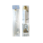 6' Aluminum Flag Pole kit