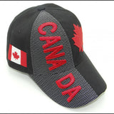 Canada  Baseball Caps (Selections)